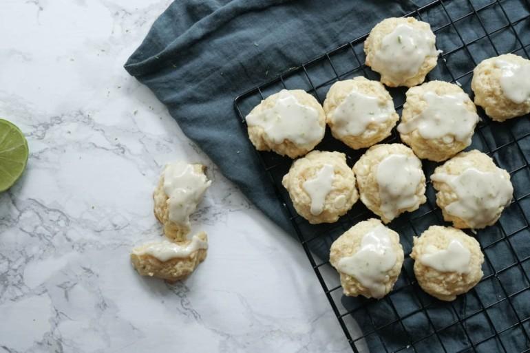 Lime Cookies-3