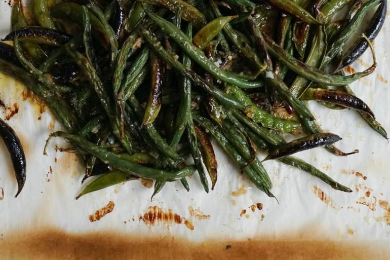 broiled peas